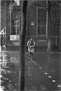 alberto giacometti, paris, 1961 by henri cartier-bresson
