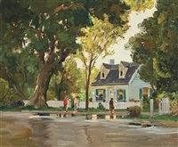 cove hill by anthony thieme