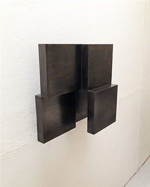 cube in five pieces by stephan siebers