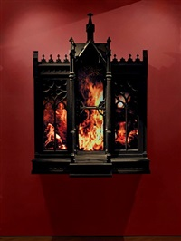 performance by mat collishaw