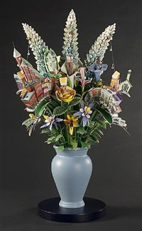 telluride house plant bouquet by james grashow