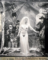 marriage, bogota by joel-peter witkin