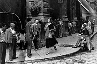 american girl in italy by ruth orkin