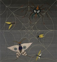spiderweb (for edward james) by leonora carrington
