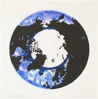 untitled 01 from eye of history by marc quinn