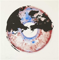 untitled 08 from eye of history by marc quinn