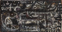 small dark room by richard pousette-dart