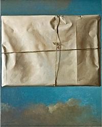 paquete blanco by claudio bravo