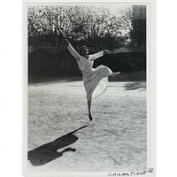 suzanne lenglen training, nice by jacques henri lartigue