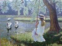 summer swing by h. gordon wang
