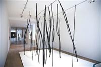 installation view, rosenfeld porcini gallery by roberto almagno