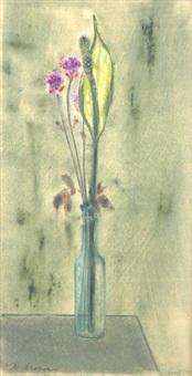 autumn bouquet by morris graves