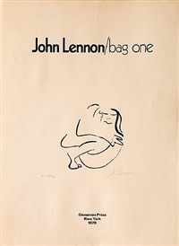 bag one portfolio by john lennon