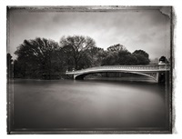 bow bridge, 2008 by christopher thomas