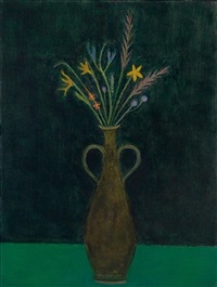 wild flowers by craigie aitchison