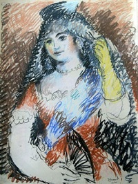 senorita by duncan grant