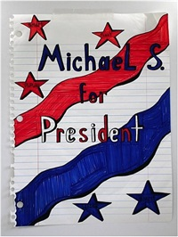 michael s for president by michael scoggins