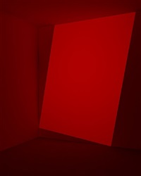 decker, red by james turrell