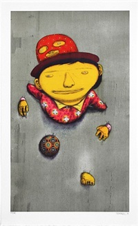 the other side by os gêmeos