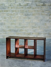 bibliothèque «file rack» by pierre jeanneret