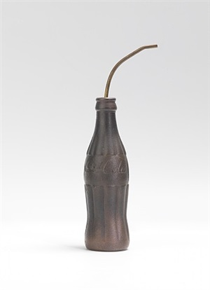 coke and bent straw by clive barker