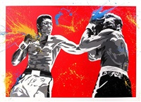 legend by mr. brainwash