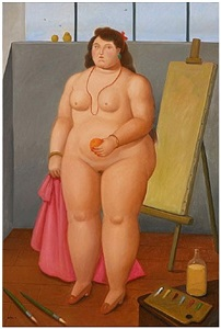 art cologne by fernando botero