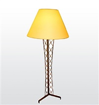 "jean royere floor lamp model ""tour eiffel"" /lampadaire jean royere modèle ""tour eiffel"" by jean royère"