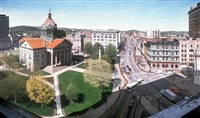view of binghamton by anthony brunelli