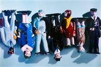 the train family by ben schonzeit