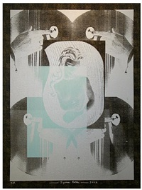 clean car, good mood by sigmar polke