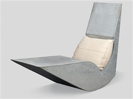 'bird' chaise longue by tom dixon