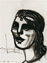 untitled by george condo