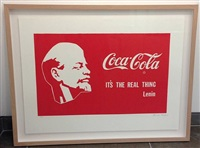 coca cola by alexander kosolapov