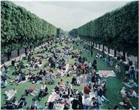 26 picnic allee by massimo vitali