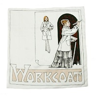 workcoat by lucy mckenzie