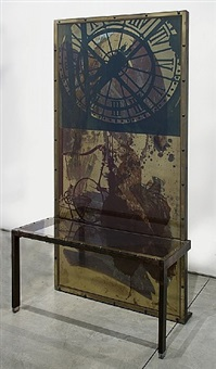 borealis shares i, chair by robert rauschenberg