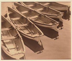 rowboats by alma lavenson