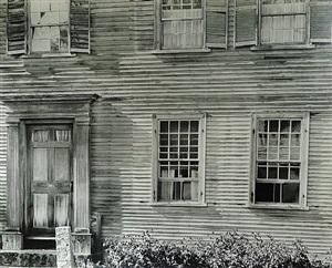 untitled (house exterior) by brett weston