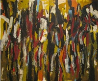 untitled diptych (osgood) by edward dugmore