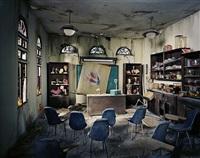 anatomy classroom by lori nix