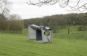 palanquin by sir anthony caro