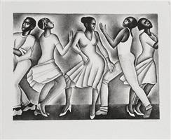 dancing by elizabeth catlett