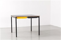 table by charlotte perriand