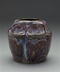 first impressions vase by raoul lachenal