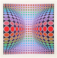 dyss by victor vasarely