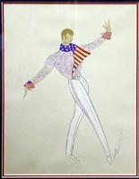patriots #6168 by erté