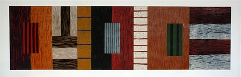 backs fronts windows by sean scully