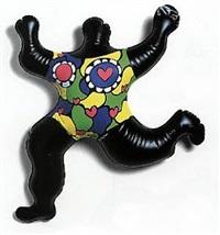 inflatable doll by niki de saint phalle