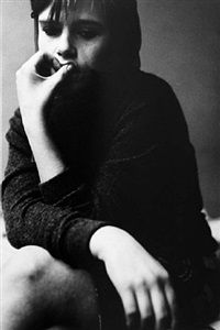 untitled (thinking) by larry clark